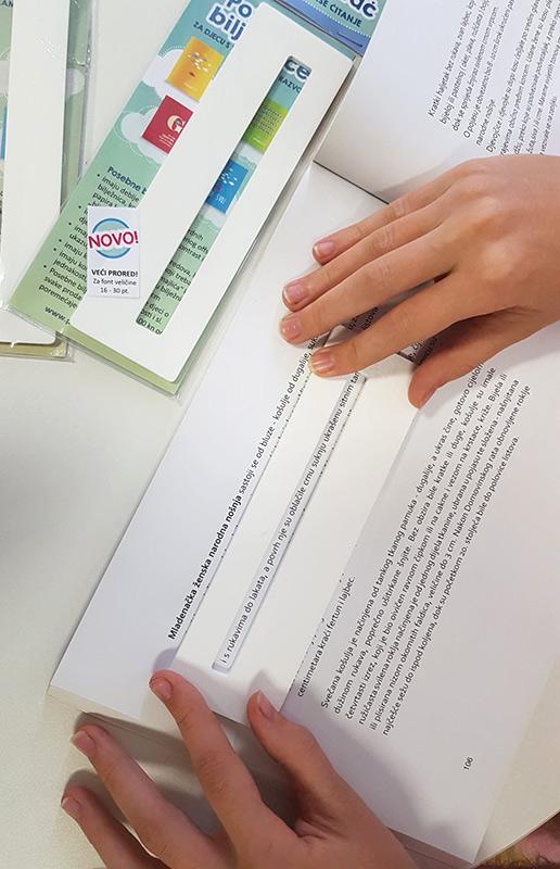 Posebne bilježnice  - čitač skitač
